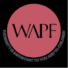 WAPF Bumber Sticker
